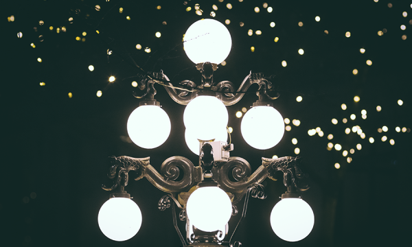 lights gastown