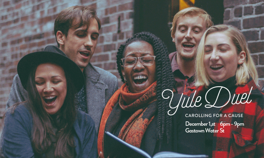 yule duel 2016 choir